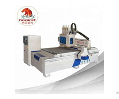 Economical And Practical Four Process Router For Panel Furniture Cutting Punching