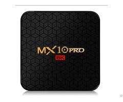 Mx10 Pro Allwinner H6 Tv Box