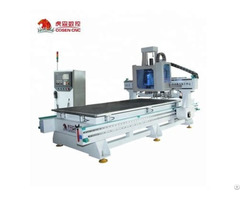 Cnc Router Machining Center With Atc Tools Changer