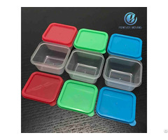 Mini Plastic Sauce Container