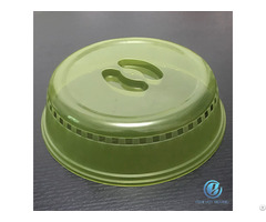 Microwave Food Plate Cover With Steam Vents