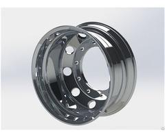 Diegowheels 22 5 9 0 Casting Flow Forming Aluminum Alloy Wheels