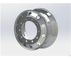 Diegowheels 22 5 8 25 Casting Flow Formed Aluminum Alloy Wheels