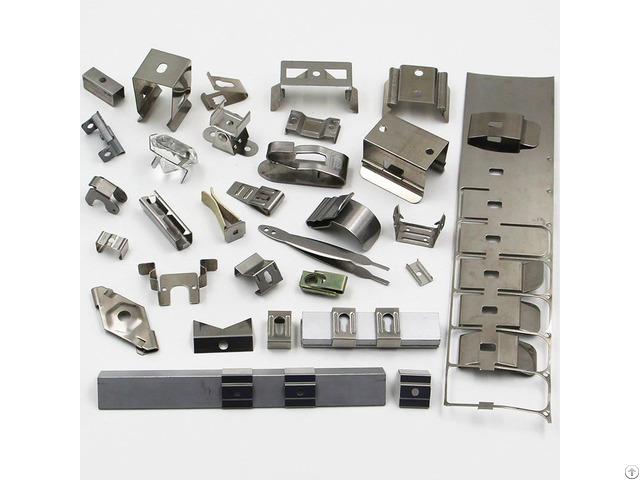 Iso Certified Metal Sheet Works Factory