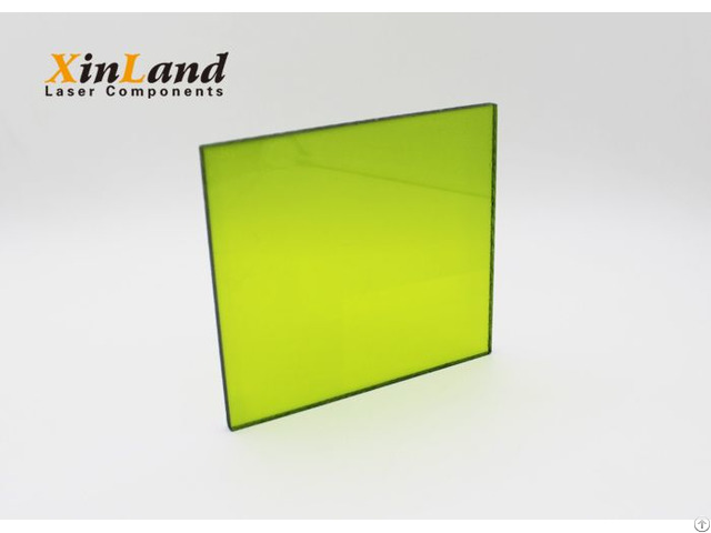 Factory Multiwavelength Customized View Protection Laser Safety Window