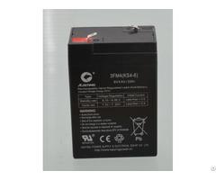 Sealed Lead Acid Battery 6v4ah