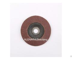 Aluminium Oxide Flap Disc
