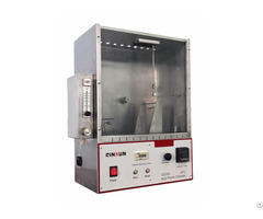 Automatic Textile 45 Degree Flammability Tester
