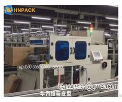 Hennopack Mpk 30k Horizontal Type High Speed Carton Erector Machine