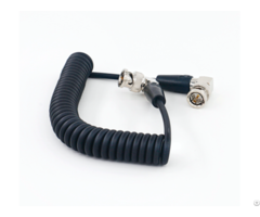 Oem Odm Bnc Coiled Cable Assembly 10inch 20inch Is Available