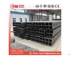 Square Steel Pipe Rectangular