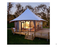 Luxury Glamping Tents For Resort