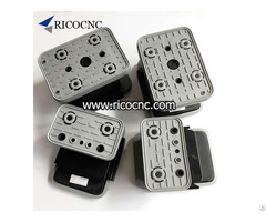 Cnc Vacuum Suction Cup Block Pods For Ptp Processing Machines