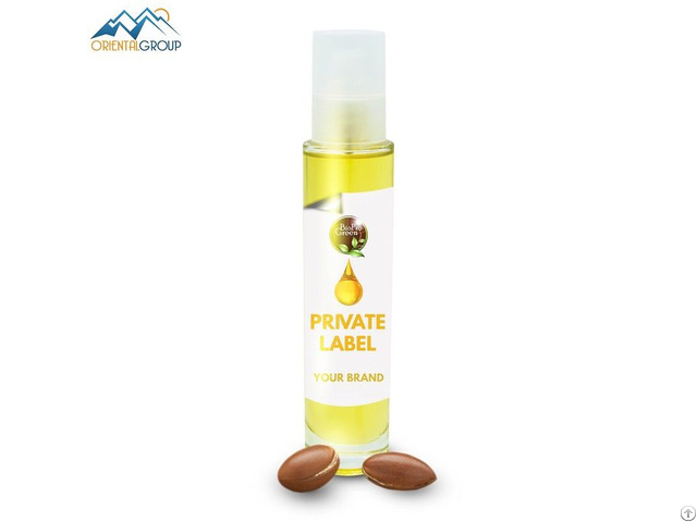 Organic Virgine Argan Oil
