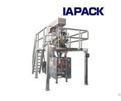 Automatic Nuts Packaging Bagging Machine