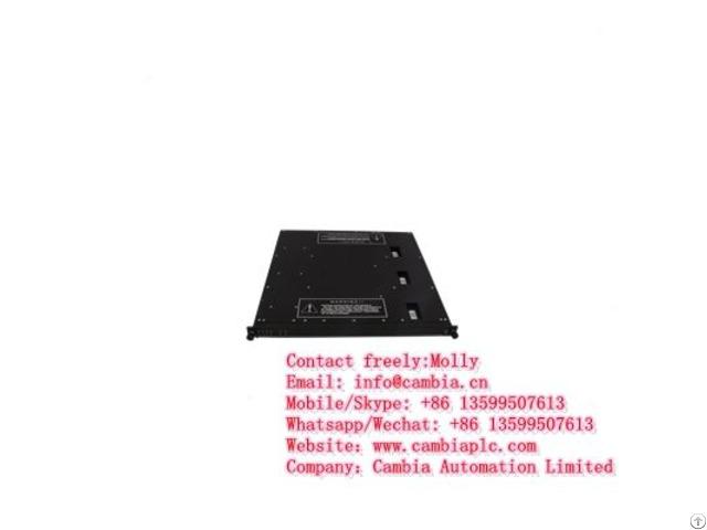 Triconex Tricon Invensys 3703ePower Supply In Plc
