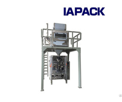 Rice Weighing Bagging And Packaging Machine