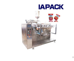Tomato Paste Premade Stand Up Pouch Packaging Machine