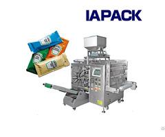 Multi Lanes Sauce Sachet Liquid Packing Machine