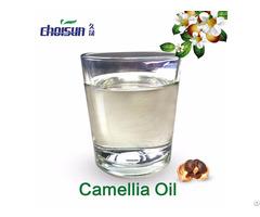 Rganic Camellia Oil For Skin Care Light Color
