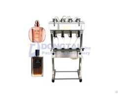 Perfume Vacuum Filling Machine