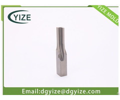 Dongguan Punch And Die Manufacturer Tungsten Carbide Circular Parts Through Quality Inspection