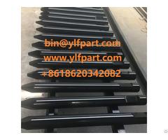 Mh180 Pel Job Hydraulic Breaker Hammer Parts Chisel Bits Moil Point