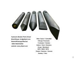 Italdem Gk85 Gk211 Gk361 Hydraulic Breaker Tip Moil Point