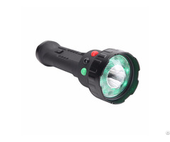 Police Military Supplies Rechargeable Cordless Torchlight