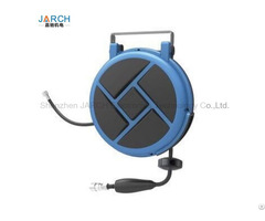 Automatic Rewind Medical Oxygen Cable Reel Retractable Air Hose Reels