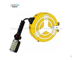 High Quality Durable Eu Cee Iec 15m 12m Standard Auto Cable Reel For Industrial Lighting