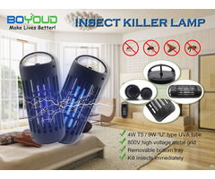New Product 9w Electronic Mosquito Killer Lamp Fly Trap By C317u