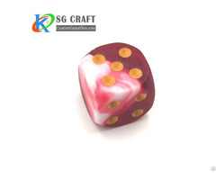 Wholesale Custom Plastic Dice