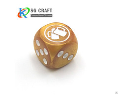 Custom Party Game Dice Set