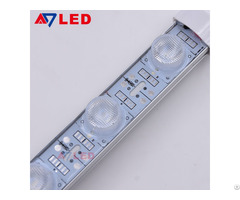 Waterproof Led Light Bar 1020x28x26mm 24vdc 28 8w 2160lm