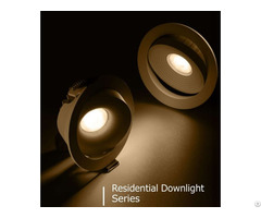 Led Residential Downlight
