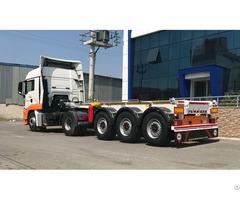 Container Carrier 20 30 45 Feet Femmerr