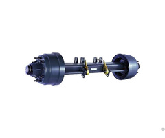 Germany And American Type Trailer Axle