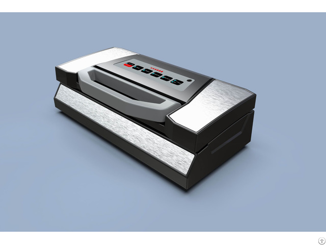 Double Pump Vacuum Sealer