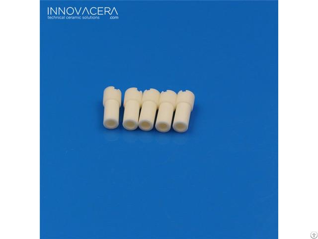 Refractory Alumina Ceramic Tube Innovacera