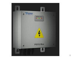 Resorts Power Supply System