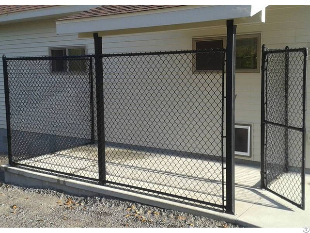 Pvc Coated Chain Link Fence1