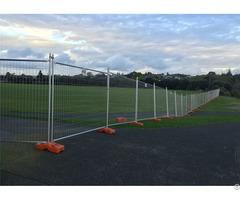 Custom Temporary Fence