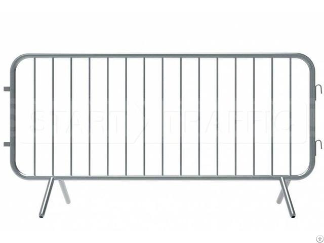 Crowd Control Barrier Q235 Low Carbon Steel