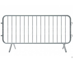 Crowd Control Barrier Q235 Low Carbon Steel