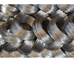 Hot Dipped Electro Galvanized Wire1