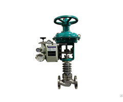 Zjhp M Gw Pneumatic High Temperature Control Valve