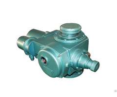Slm High Quality Ip67 Exdii Bt4 On Off Type Intelligent Multi Turn Electric Gate Valve Actuator