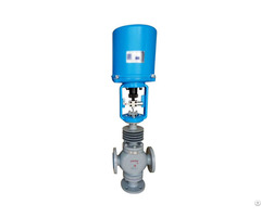 Electric 3 Way Regulating Valve