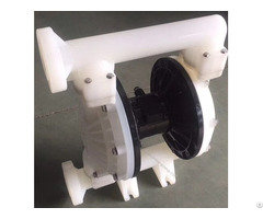 Qbk Air Operated Double Membrane Pump
